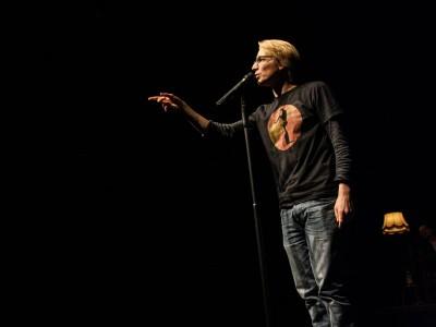 Wortlust Poetry Slam - CHRISTOFER mit F