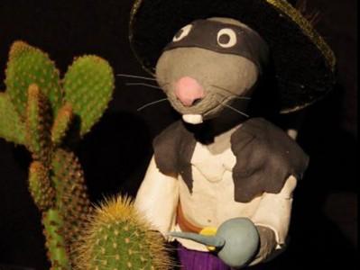 Räuber Ratte