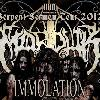 MARDUK & IMMOLATION + Support